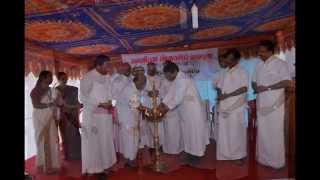Fountation Stone Laying Ceremony and meeting for Samaritan Center Cherpunkal.